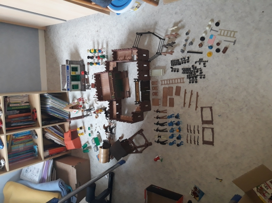 Annonce occasion, vente ou achat 'Playmobile'