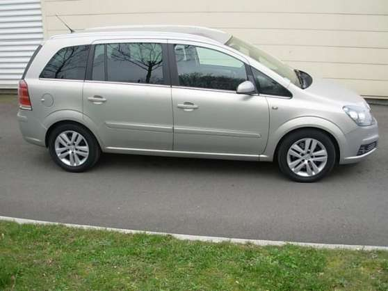 Opel Zafira ii (2) 1.9 cdti 120 fap magn - Photo 1