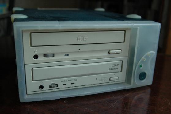 Graveur Double CD SCSI