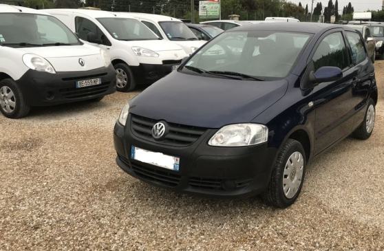 Annonce occasion, vente ou achat 'Volkswagen Fox 1,2'