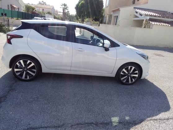 Nissan micra es 100 cv Tekna XTRONIC