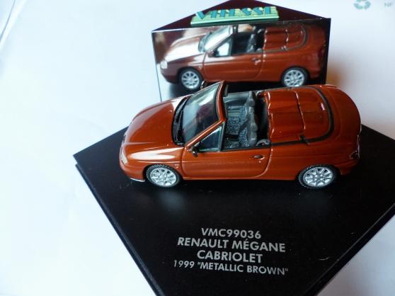 renault megane cabriolet vitesse
