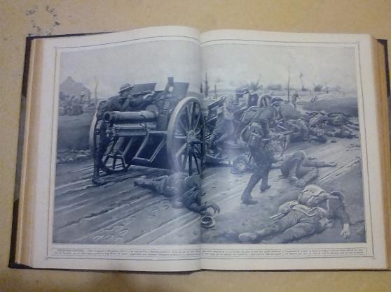 LE PANORAMA DE LA GUERRE 1914-1918* (6 V - Photo 2