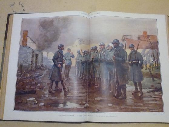 LE PANORAMA DE LA GUERRE 1914-1918* (6 V - Photo 3