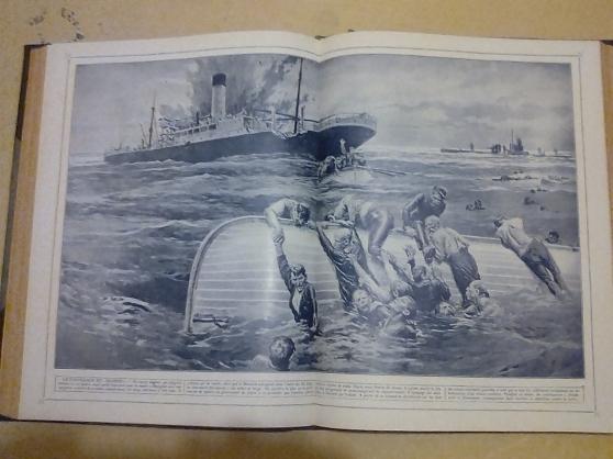 LE PANORAMA DE LA GUERRE 1914-1918* (6 V - Photo 4