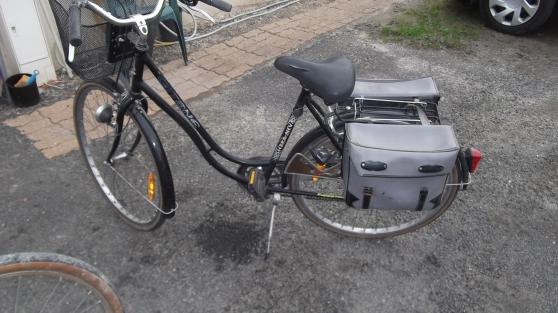 vélo femme ville gitane vintage