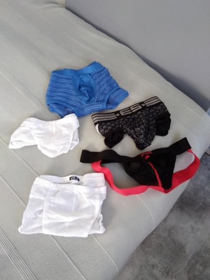 Vend sous vêtements hommes