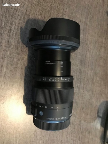 Sigma CONTEMPORARY 17-70 mm f/2.8-
