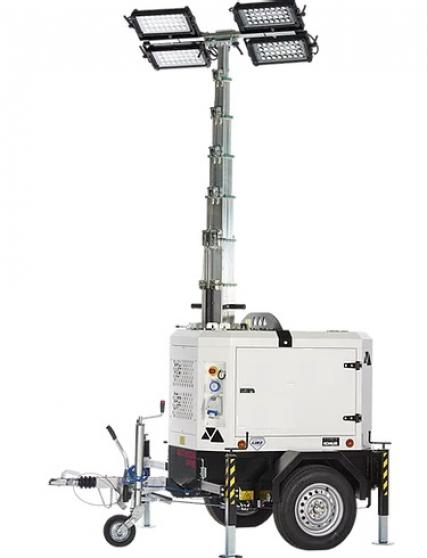 Annonce occasion, vente ou achat 'Tour d\'éclairage 5000 m² LED, Diesel'