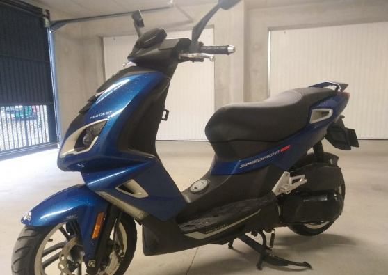 Annonce occasion, vente ou achat 'Peugeot speedfight 125'