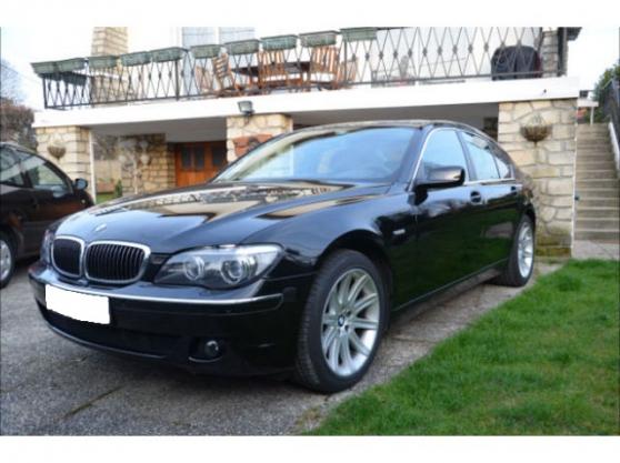 BMW SERIE 7 (E65) 730DA INDIVIDUAL LIGNE