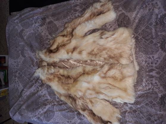 Annonce occasion, vente ou achat 'Vends Manteau vraie fourrure'