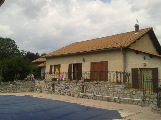 Villa T4 avec T2 attenant piscine jardin