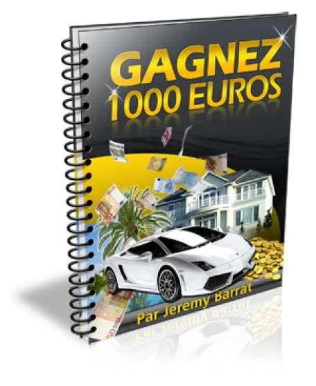 Découvrez comment générer 1000 euros