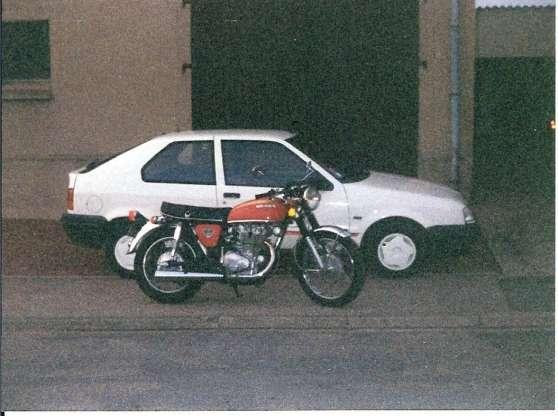 honda cb 450 de 1972 metz moto scooter v lo motos honda metz reference mot mot hon. Black Bedroom Furniture Sets. Home Design Ideas