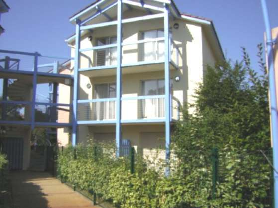 T2 34m² meublé Hourtin sept/juin395€+EDF