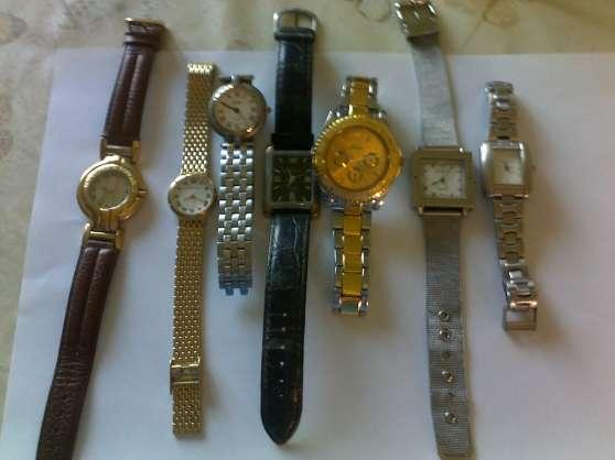 lot de 24 montres à champignelles - Annonce gratuite marche.fr