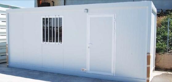 Annonce occasion, vente ou achat 'Bungalow de chantier 15M² d\'occasion rec'