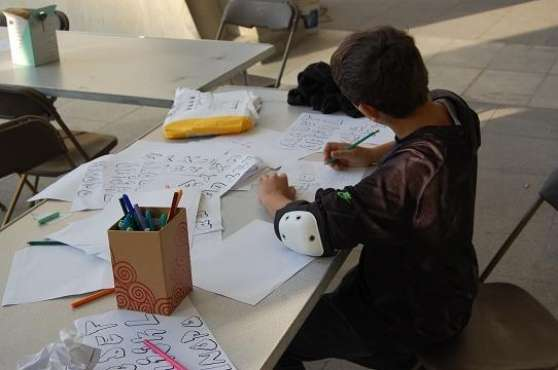 Apprenez à dessiner un graff!