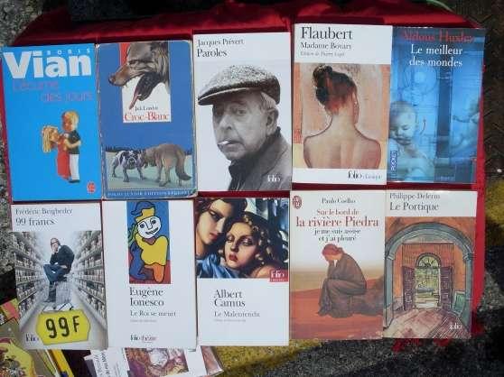 romans, livres enfants, magazine