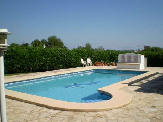 Villa avec piscine à Denia/Costa Blanca,