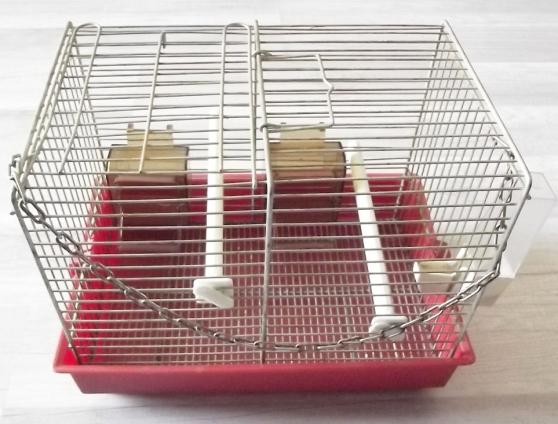 Annonce occasion, vente ou achat 'Cage de transport'