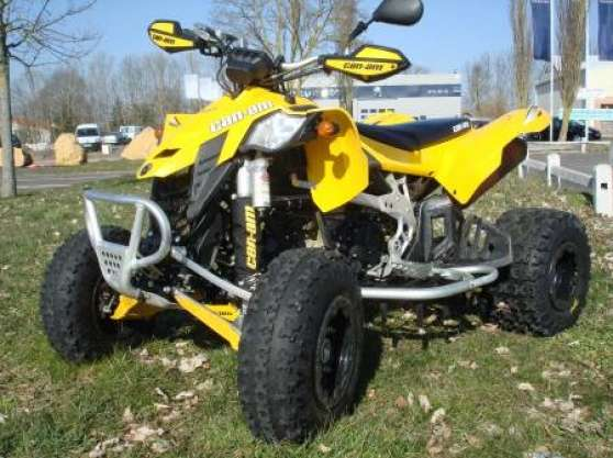 CAN AM 450DS 2009 Homologué