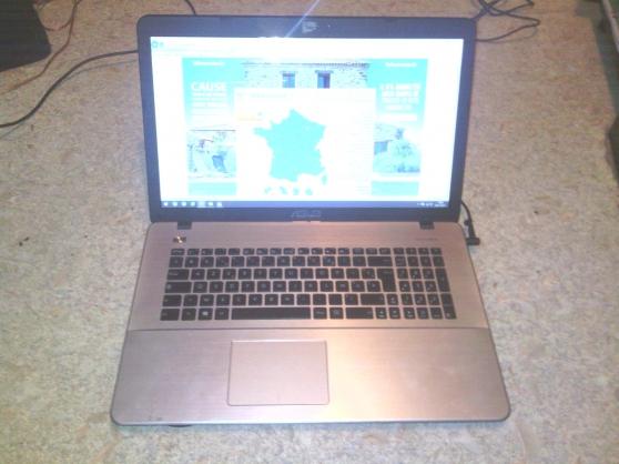 PC portable asus R752L etat comme neuf