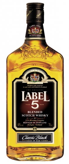 Annonce occasion, vente ou achat 'Whisky Label 5 70cL'