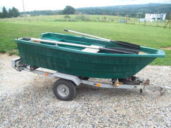Barque La Gartempe Armor 250