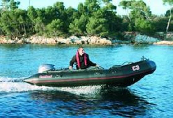Annonce occasion, vente ou achat 'Commando C3 avec moteur 15CV'