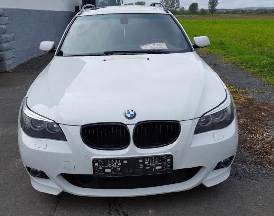BMW 560L moins chers