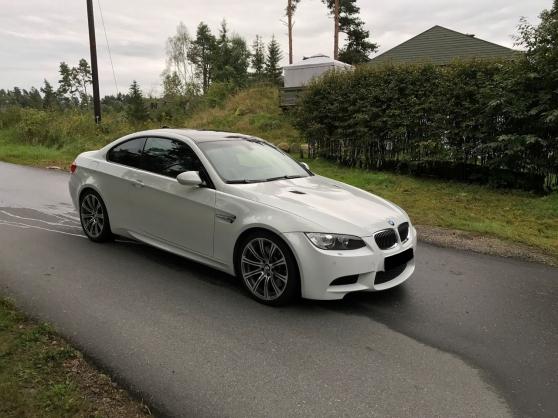 BMW M3 V8 / DCG / DPE / M-Drive