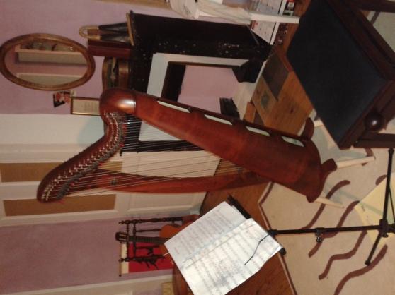 Annonce occasion, vente ou achat 'Harpe celtique \