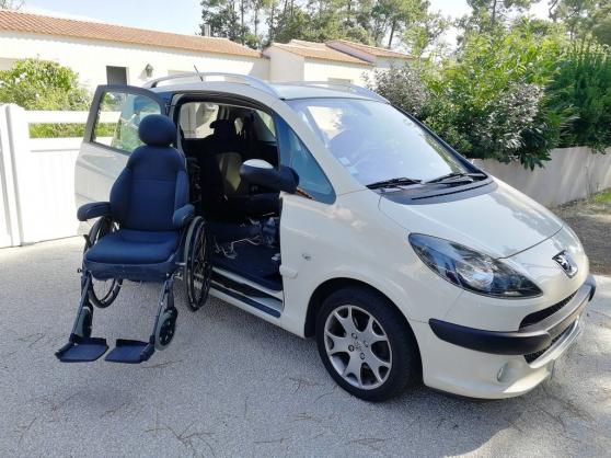 Peugeot 1007 Blanc Ivoire 1.6 HDI