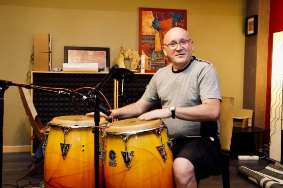 cours de percussions afro-cubaines