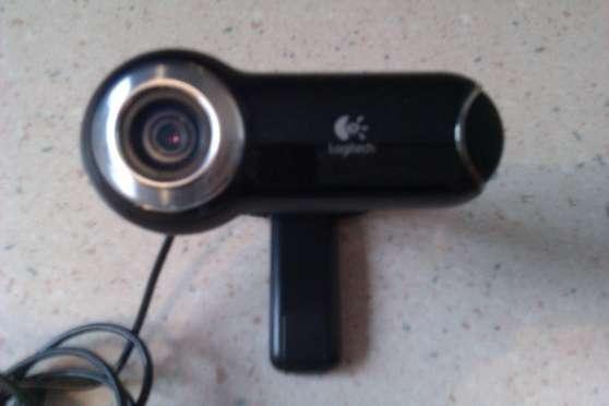 Webcam+casque