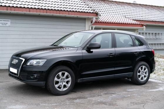 Annonce occasion, vente ou achat 'Audi Q5 2.0'