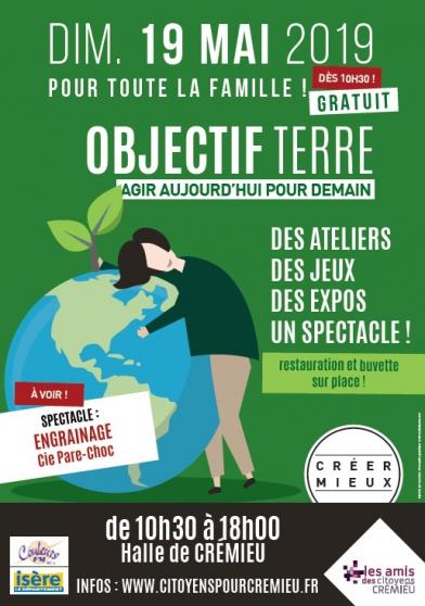 Annonce occasion, vente ou achat 'Créer Mieux 2019 : OBJECTIF TERRE'