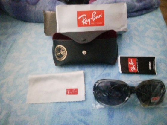 Annonce occasion, vente ou achat 'lunette ray-ban'