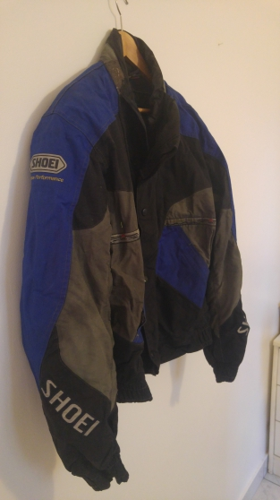 blouson moto SHOEI taille L (1M80) - Photo 2