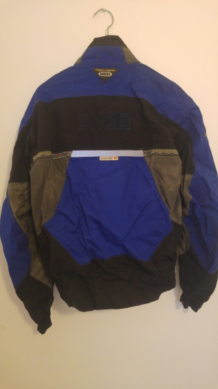 blouson moto SHOEI taille L (1M80) - Photo 3