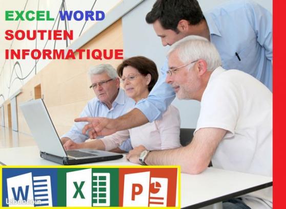 informatique : cours,depannage, site web - Photo 3