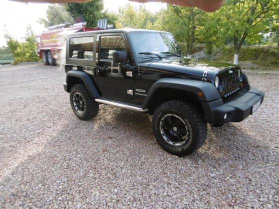 Jeep Wrangler V6 3.8