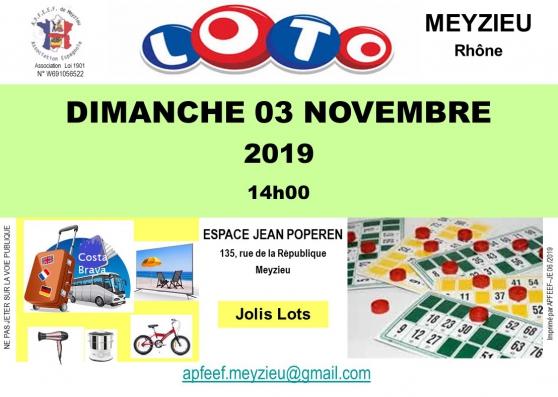 loto annuel - Annonce gratuite marche.fr