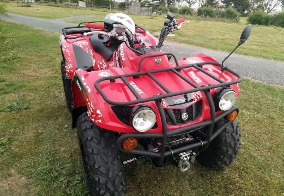 Annonce occasion, vente ou achat 'Quad Yamaha Grizzly 350'