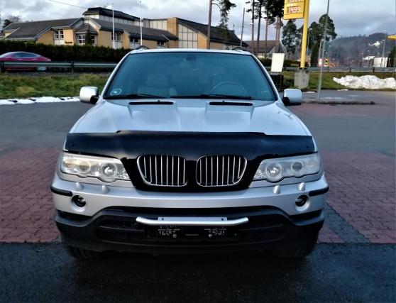 Annonce occasion, vente ou achat 'BMW X5'