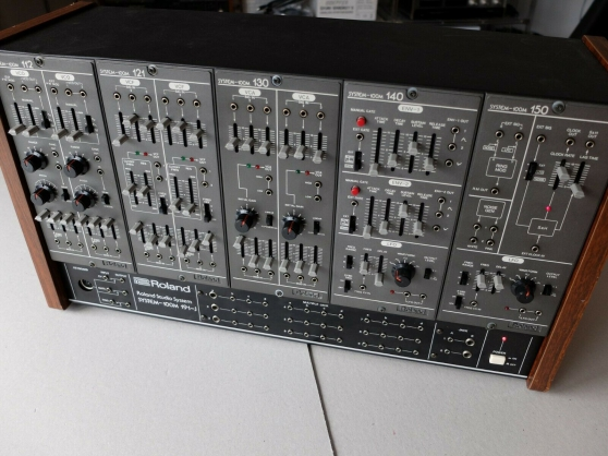 Synthétiseur Roland System 100m - Photo 4