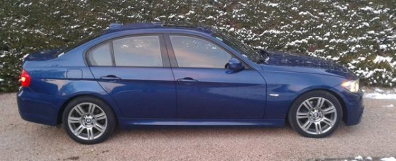 BMW 320D Sport Design - Pack M