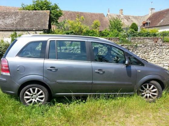 Opel zafira 1.9 CDTI 120 BVA6